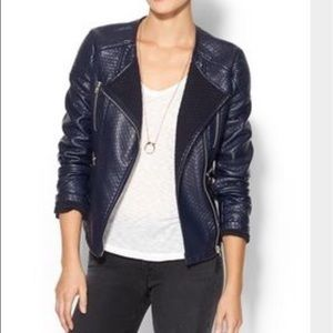 Piperlime Jackets & Blazers - 🎉Host Pick🎉 Piperlime faux leather jacket