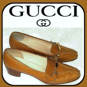 Gucci Shoes - 💖SALE💖Gucci loafers style heel