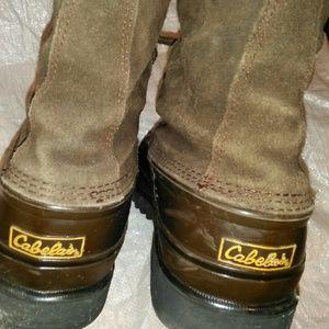 Cabela's Shoes | Mens Cabelas Winter Boots Size 12 | Poshmark