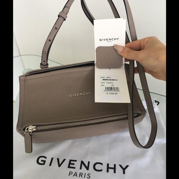 20586886ca0 Givenchy Bags | Pandora Mini Crossbody Bag | Poshmark