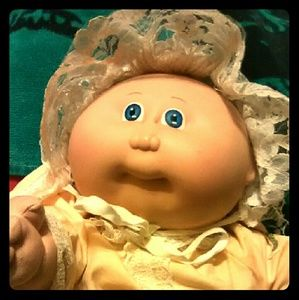 Original Cabbage patch, used for sale