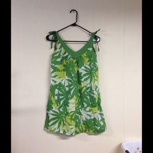 American Eagle Outfitters Dresses & Skirts - Cute mini dress straps tie shoulders
