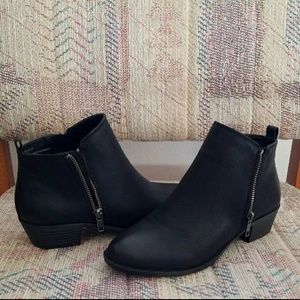 New Madden Girl Black Boleroo Booties