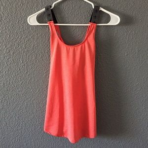 Soybu Tops - Coral workout top