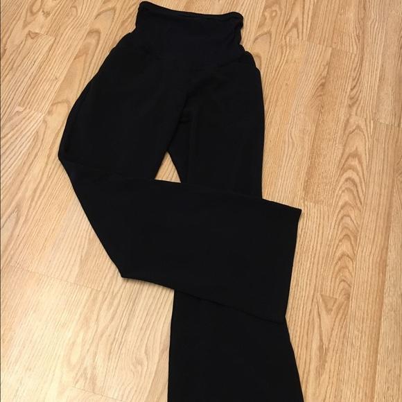 vast selection release date good out x Motherhood Maternity black dress pants!