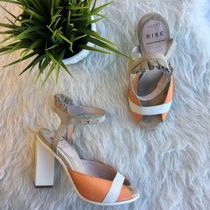 Aldo Shoes - Preen for ALDO RISE Paider Sandal in Orange