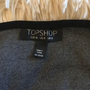 Topshop Tops - Topshop Cropped Top