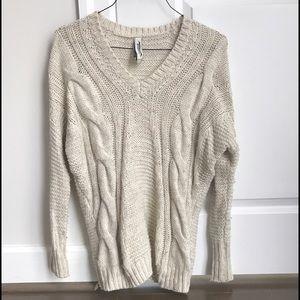 Pull&Bear Sweaters - Oatmeal sweater
