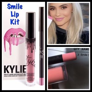 Kylie Cosmetics Other - AUTHENTIC Kylie Smile Lip Kit