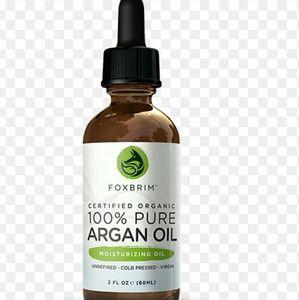 Foxbrim  Other - ☆BEAUTY SALE ☆Argan Oil Certified Organic New