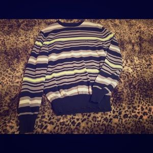 Empyre Other - Striped Empyre Sweater