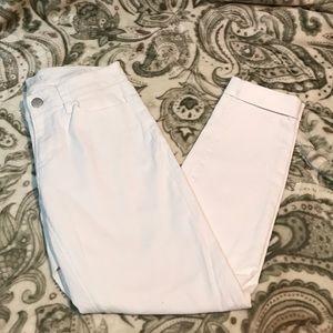 Pants - Loft white pants