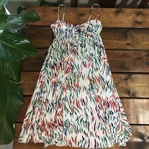 Rachel Pally Dresses & Skirts - Rachel Pally tie front mini dress SZ S.
