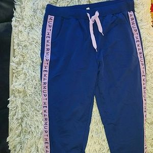 Jessica Simpson sweatpants