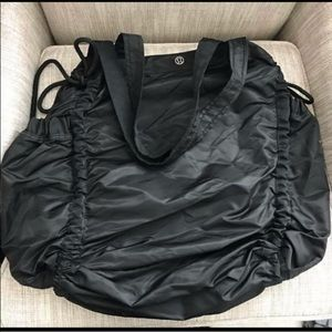 57% off lululemon athletica Handbags - Lululemon Yoga Bag with ...