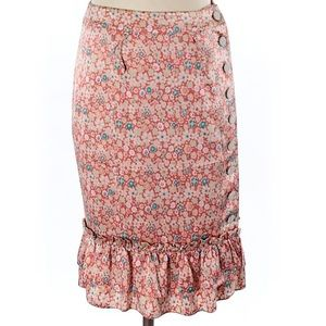 Marc by Marc Jacobs Dresses & Skirts - Marc by Marc Jacobs Printed Silk Skirt.