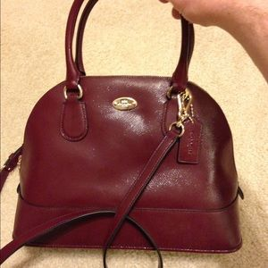 Coach Cora Domed Satchel