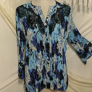 NY Collection Tops - NWOT!  NY Collection Blouse