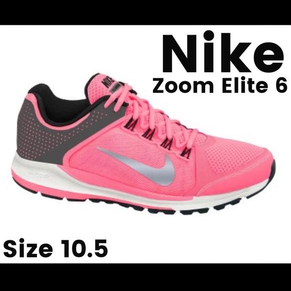 94ee274bbea7 Nike Zoom Elite 6 Women s Running Shoes Size 10.5.  M 5886900ec6c795fb7915ea58