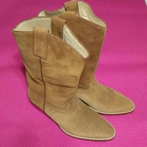 fe98fe83a94 Scoop NYC Vintage Style Cowboys Boots