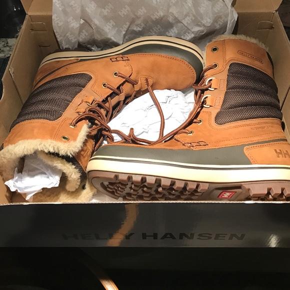 8ec8c1c14c7 Helly Hansen Men's Garibaldi 2 Boots Size 10.5