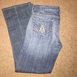 7FAM Crystal A pocket Jeans 29