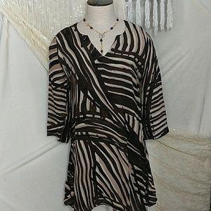 NIC + ZOE Dresses & Skirts - NWOT!  Nic + Zoe Tunic Dress