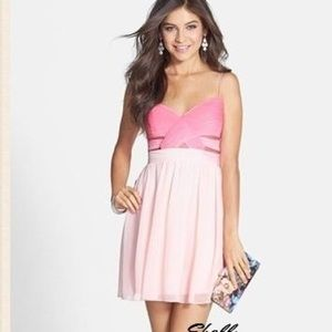 Hailey Logan Dresses & Skirts - HAILEY LOGAN 11/12 Pink Valentine Party Prom Dress