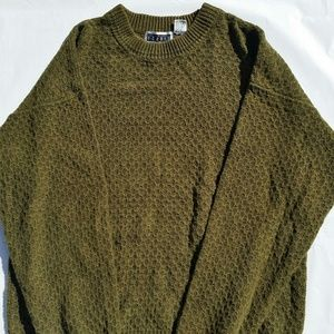Other - VINTAGE KNIT SWEATER by Studio