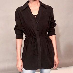 henri bendel Tops - VINTAGE HENRI BENDEL SHIRT DRESS