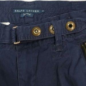 Ralph Lauren Pants - Ralph Lauren Navy Cargo Pants
