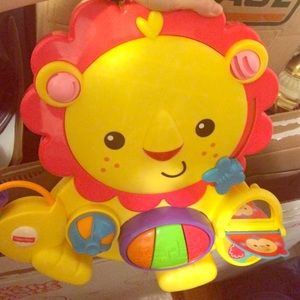 Other - Lion baby walker