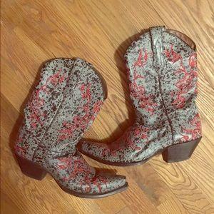 Dan Post Shoes - Dan Post Genuine Leather Boots