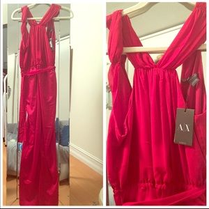 A/X Armani Exchange Other - Armani Exchange red romper