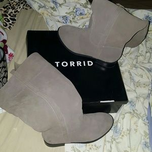 Torrid knee high boots