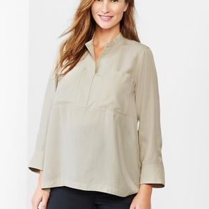 Gap maternity ten tunic