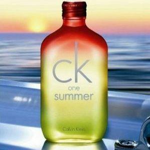 Calvin Klein Other - Calvin Klein One Summer 2007 EDT