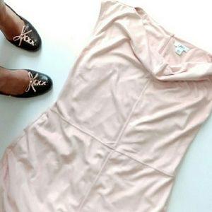 Cato Dresses & Skirts - ⬇Blush Pink Cowl Neck Dress Final Price