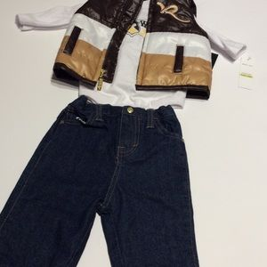 Rocawear Other - NWT Rocawear 3 pc outfit  boy 3-6 months