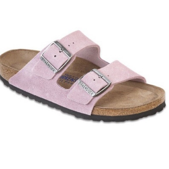 c0f25174c243 Birkenstock Shoes - 4 HOUR SALE!!!!! Light Pink Birkenstocks!