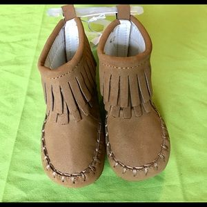 Old Navy Other - Baby Moccasins!!