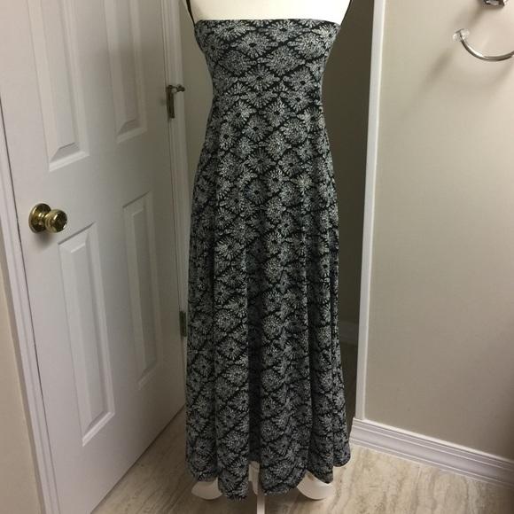 50a07a7ff9d LuLaRoe Dresses   Skirts - Like New 3X LulaRoe Maxi Dress