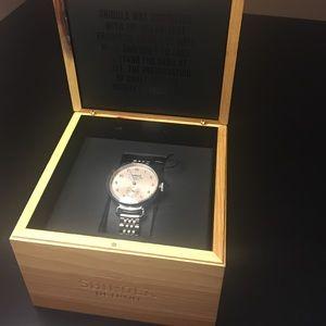 Shinola Accessories - New in Box Shinola ladies Argonite-1069 watch