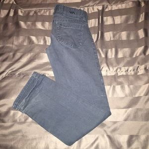 RVCA Other - 🔴4 FOR $10🔴RVCA SKINNY JEANS SIZE 24 (8)