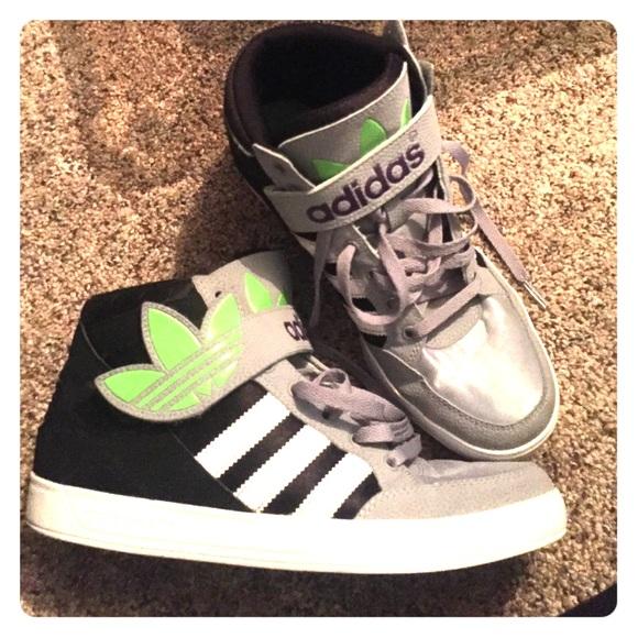 Suavemente Adidas usado Adidas High High Tops Suavemente   019b990 - generiskmedicin.website