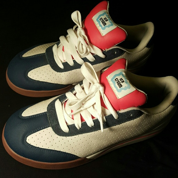cf20e5d6eb1e7b New Billionaire Boys club Ice Cream shoes