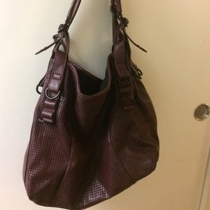 Handbags - Maroon purse