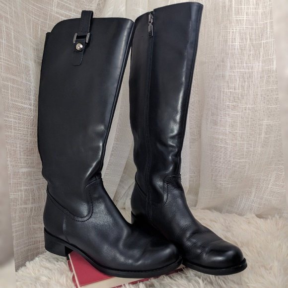 37613697caa Blondo Velvet Waterproof Riding Boots