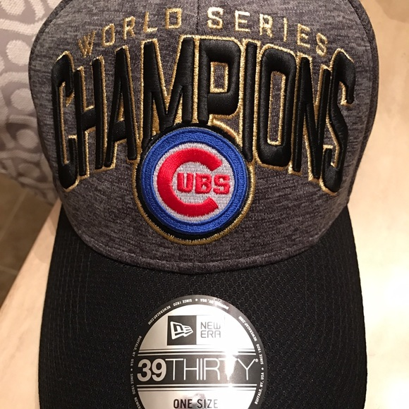 2016 World Series Chicago Cubs Championship Hat 2de3190061e