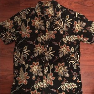 Altamont Other - Altamont Flower Tee Size Large Andrew Reynolds